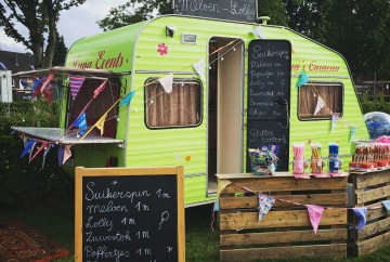 Luna's Caravan Foodtruck Festival